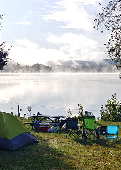 Camping Lac‑du‑Cerf