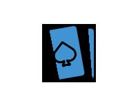 Camping Union - Camping Lac-Saint-Michel: Jeux de sociétés et cartes