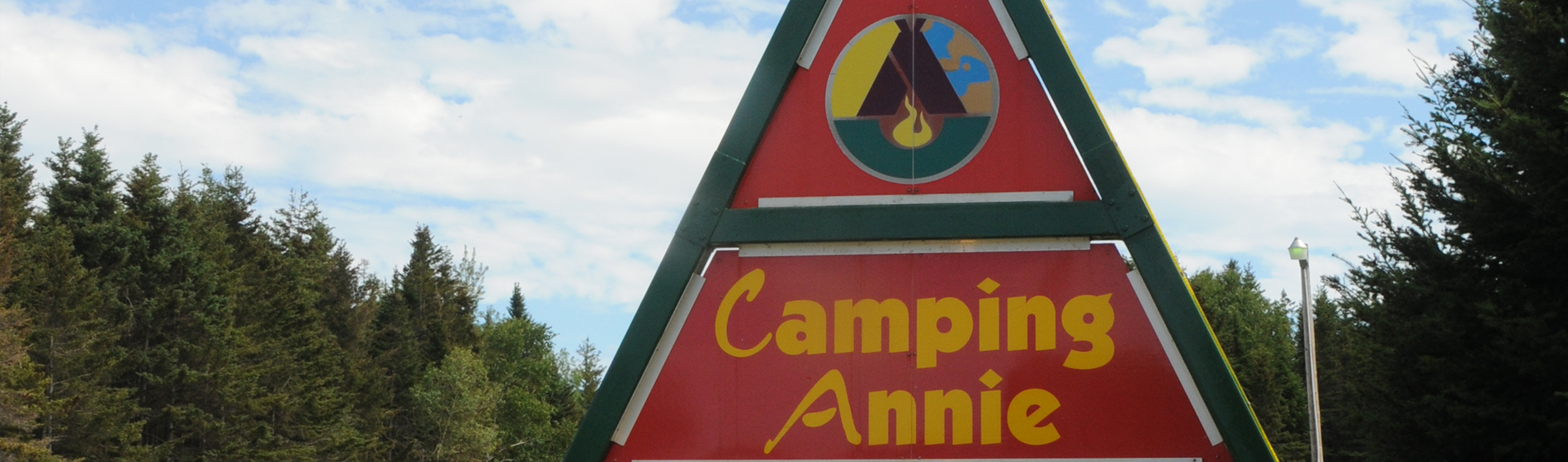 Contactez l'équipe du Camping Annie en Gaspésie