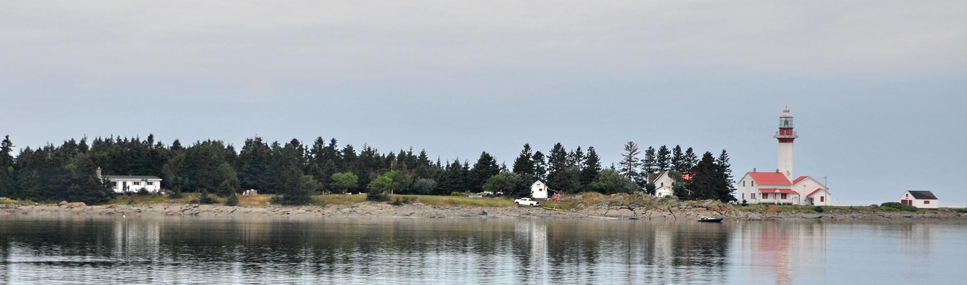 Camping Union - Camping Annie dans la région de Gaspésie