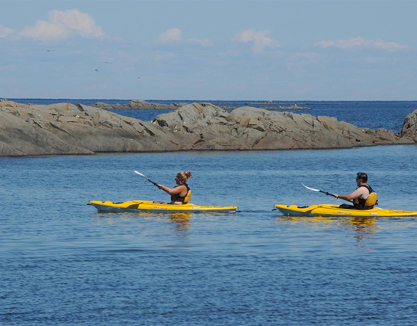 Domaine Annie-sur-mer - Kayak