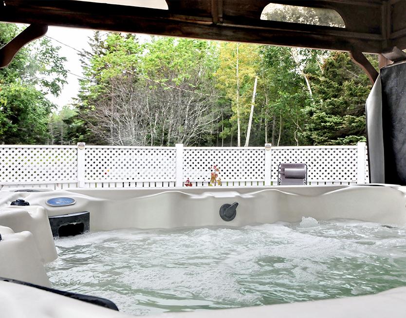 Domaine Annie-sur-mer - Spa, sauna et aire de repos