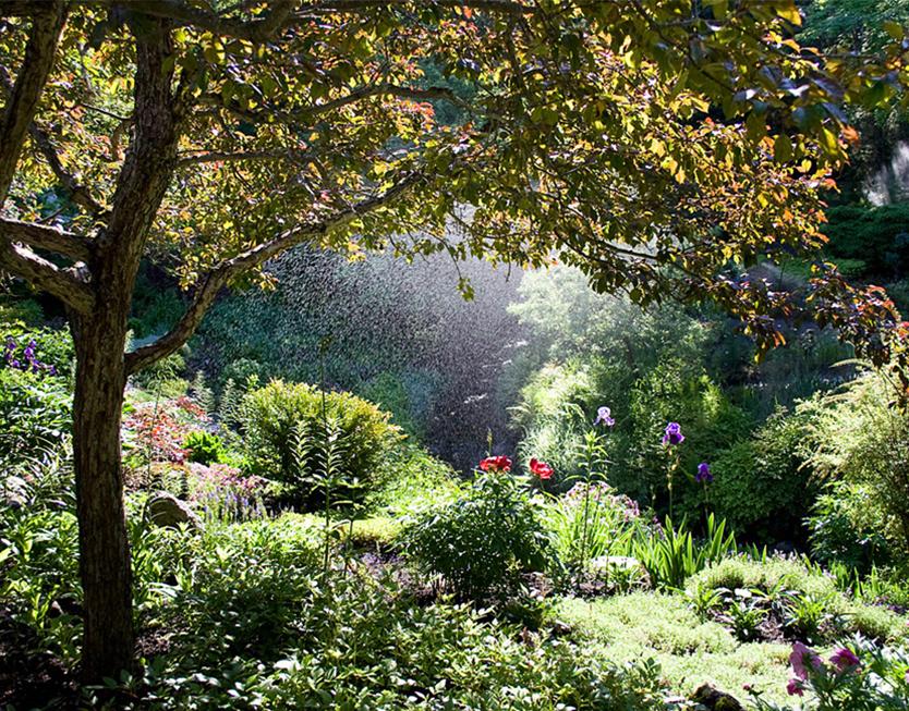 Domaine Annie-sur-mer - Réservation aux jardins de Métis